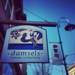 Damsel's